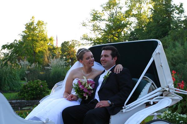 Jennifer Bradburn and Jon's Wedding