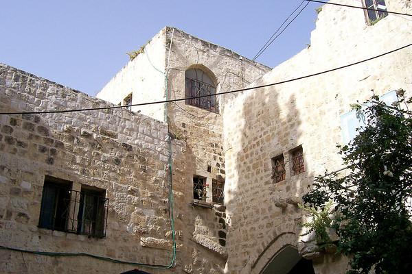 Santosh:  Birthright Israel - The Places