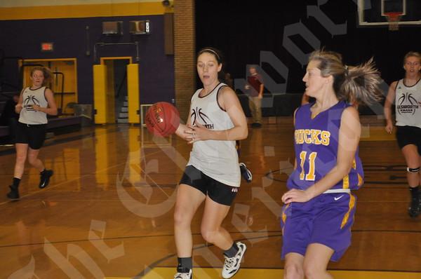 Basketball: Ellsworth girls vs Bucksport Nov. 24