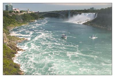 Niagara Falls August 2007