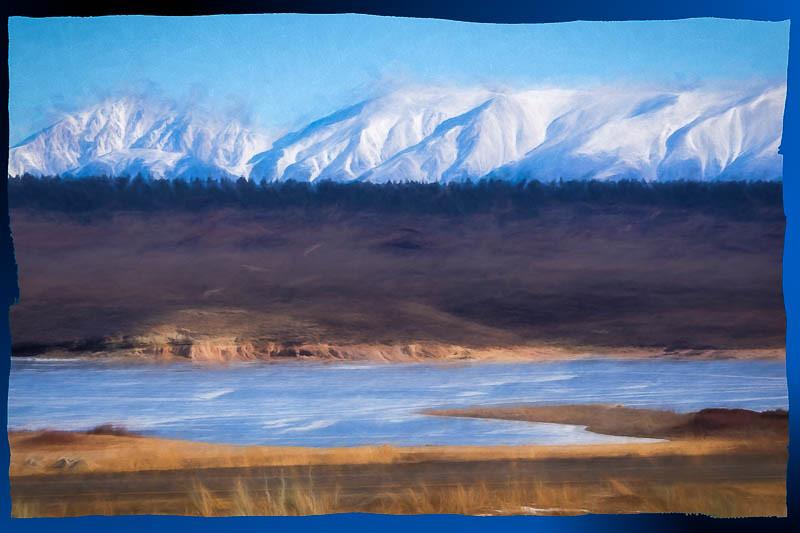 December 30 - Crowley Lake, Highway 395, California.jpg