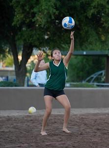 High School Sand Volleyball