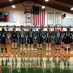 ihsa volleyball regional quarterfinal v. orangeville in hebron . 10.23.18
