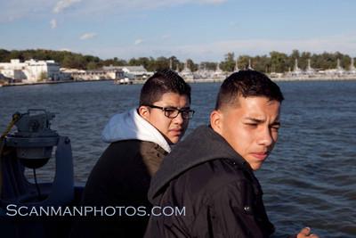 Naval Academy's STEM Trip