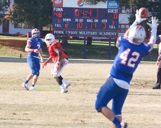 PG Football vs. Virginia Coast Academy - Oct 28