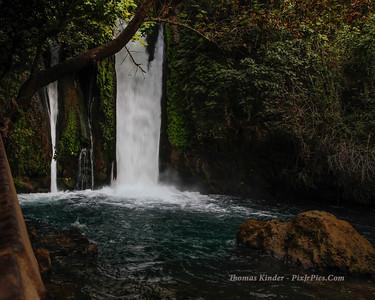 Banyas Waterfall October 2013