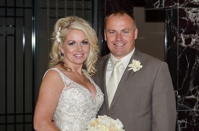 Alan and Rachelle's wedding