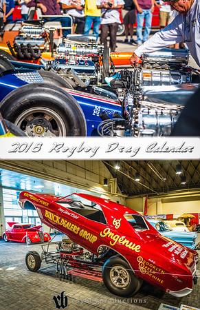 2018 Royboy Drag Calendar