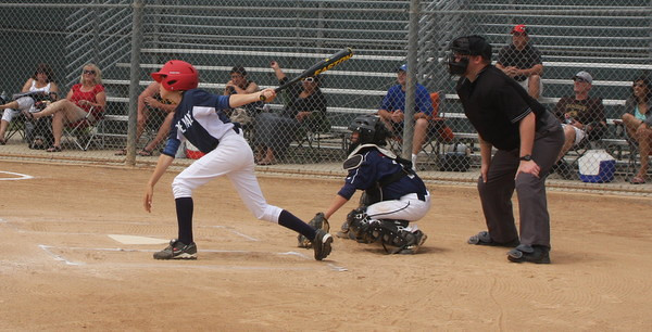 11U Vs. Aztecs 4-22-2012
