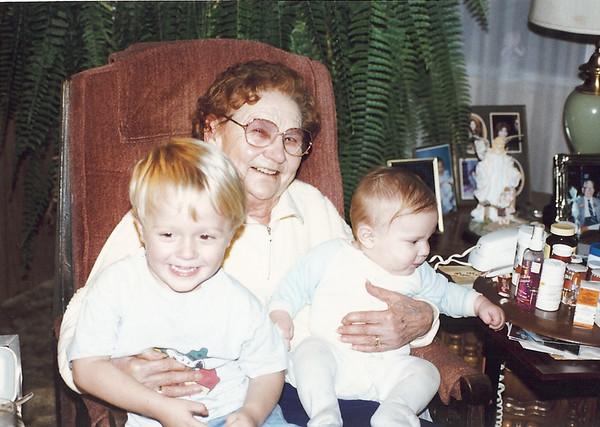 Margaret Beermann-Davis Family