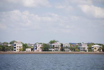 Charleston Harbour Boat Ride