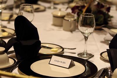 2015 McAfee Dinner
