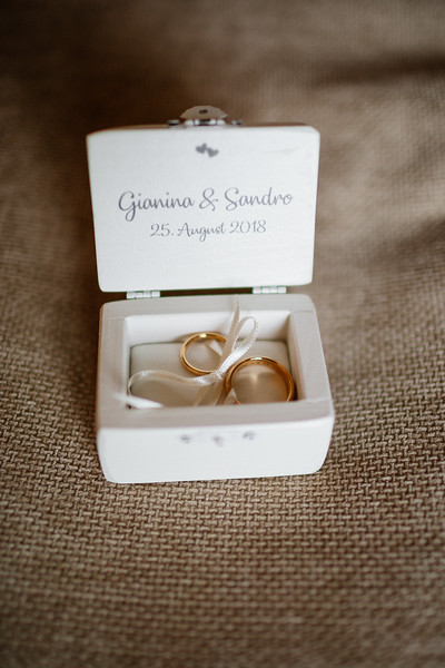 Sandro + Gianina // Welcome & Wedding
