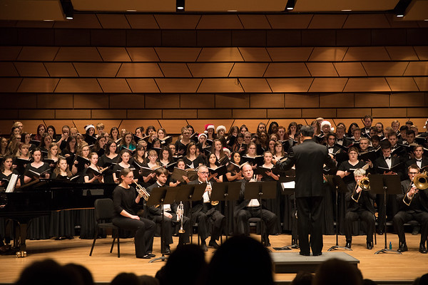 CSU All Choral Holiday Concert 2019