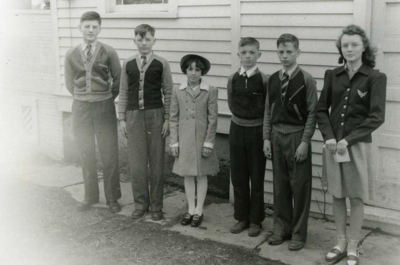 JA153.  Unknown‡ children - Arthur - ca 1940.jpg