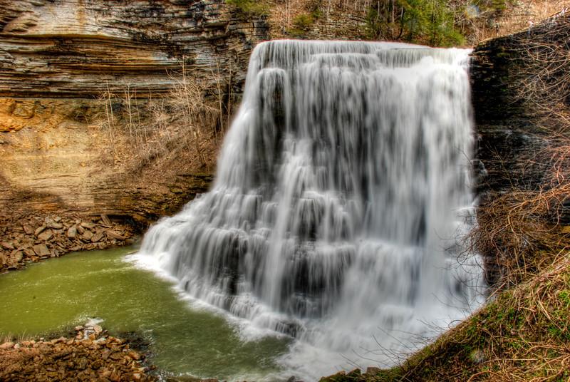 Burgess Falls State Park, TN