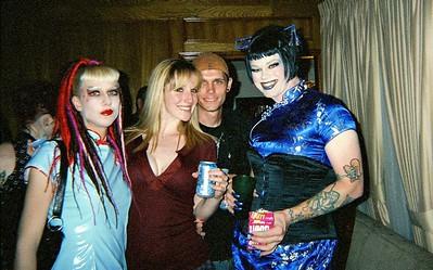 Layne, Cory, & Steve Party