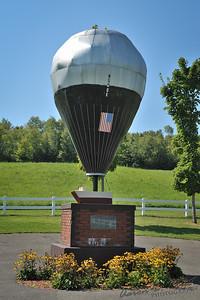First Transatlantic Balloon Flight Memorial