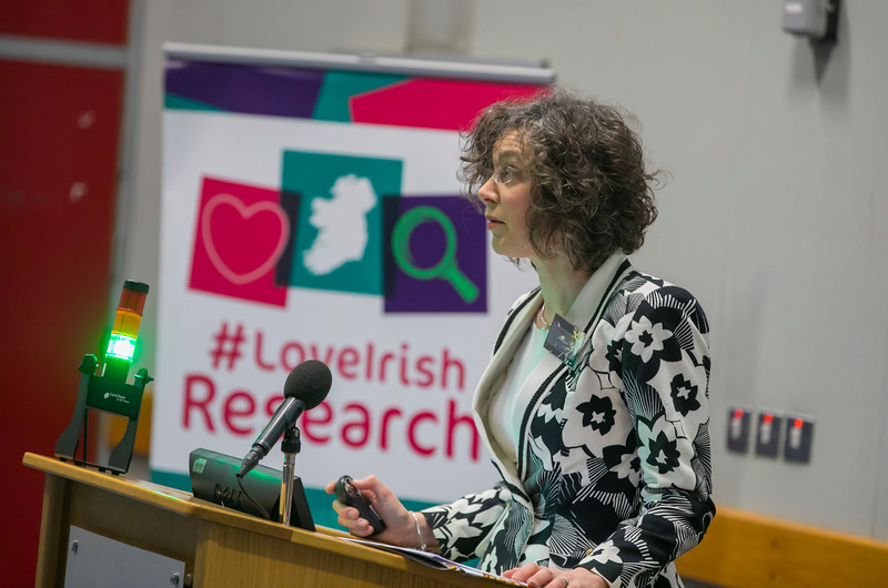22/02/2018. Research Sparks in Waterford Institute of Technology. Pictured is Dr Una Kealy. Picture: Patrick Browne