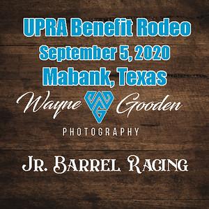 Jr. Barrel Racing Mabank