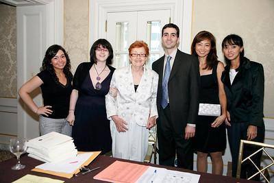 NY Democracy Forum Dinner. June 16, 2010