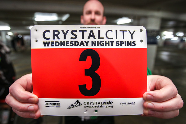 Crystal City Wednesday Night Spins 3-16-16