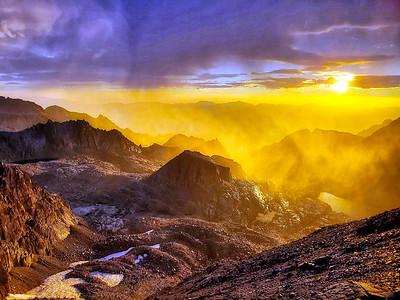 Mt. Whitney Trek - August 21st -23rd