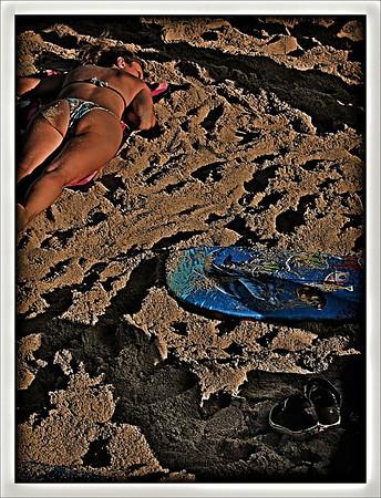 Honolulu Images (+White Border)