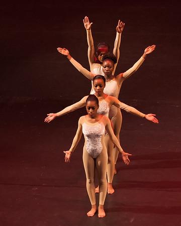 The Vitruvias - Isis Morgan, Danielle Morrison, Tasheka Schafe & Zaria Thuesday (Junior Projects)