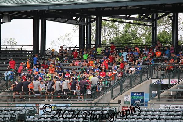 Charleston Riverdogs Baseball Camp June 2017