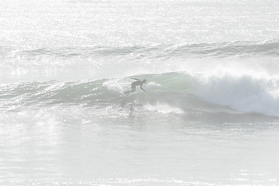 Hurricane Larry Surfing The East Coast
