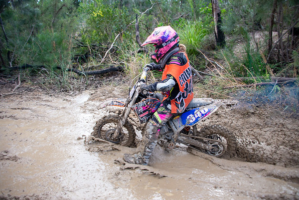 Junior Trials Enduro (Day 2 of 2) 07/07/2019