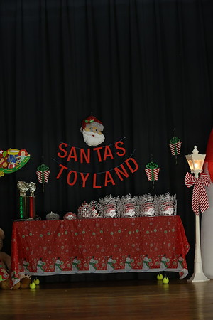 Santas Toy Land - Sundra Parker