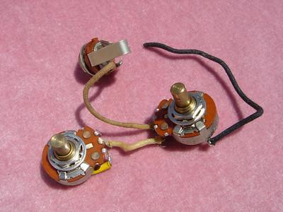 1965 Fender Telecaster harness B