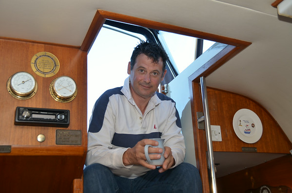 2014-07-17 Arthur and Carreras passage from Kilrush to Dingle