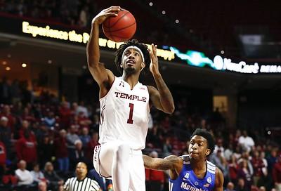Temple Mens Basketball vs. Memphis