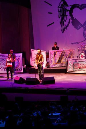Ozomatli Concert at the Hollywood Bowl 9-21-08