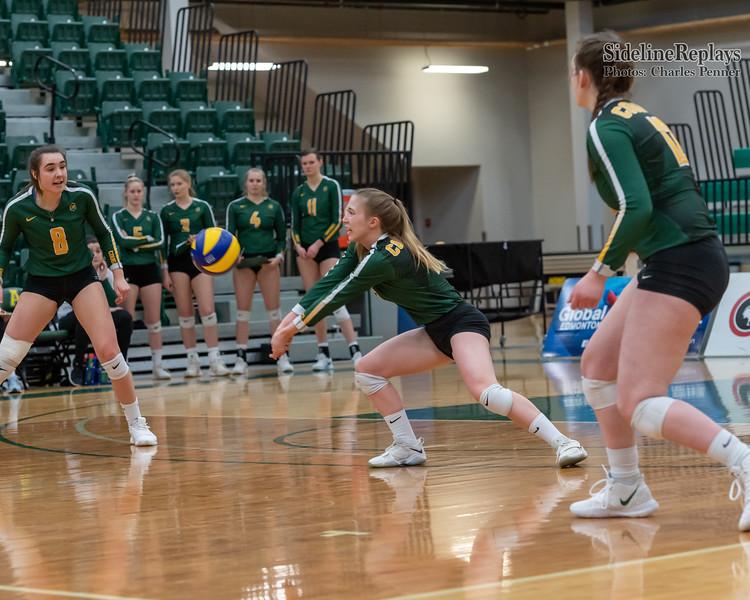 Volleyball - UofA Pandas vs UofR Cougars