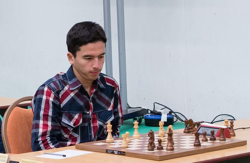 Jahongir Vakhidov
