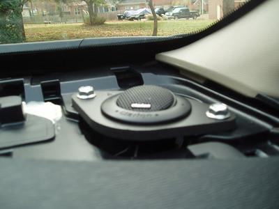 2011 Toyota Venza Tweeter Installation