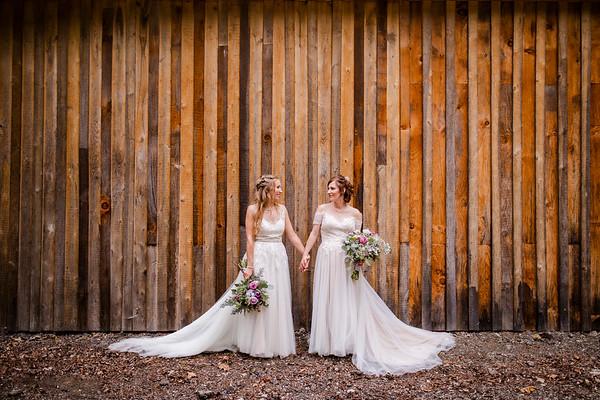 Jessica + Katie: Wedding
