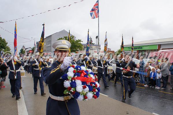 Vol Brian Robinson Memorial Parade