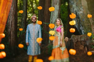 Adrienne + Gaurav