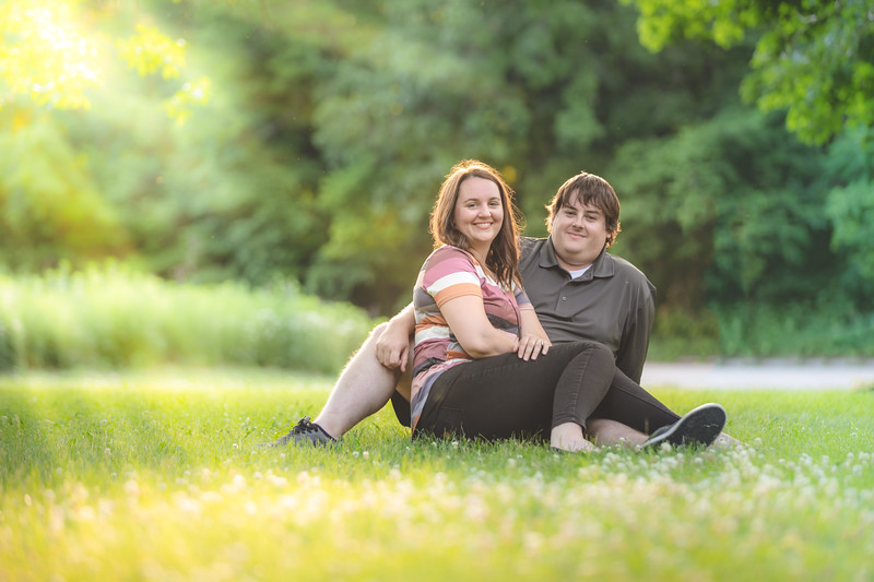 Joleen and Tyler Engagement