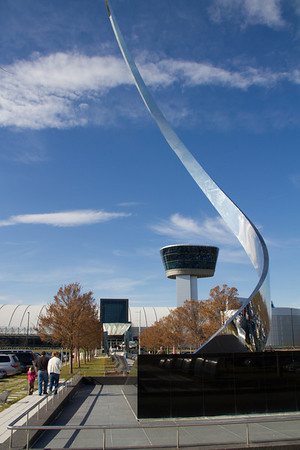 Air & Space Museum - Udvar-Hazy Center 2012