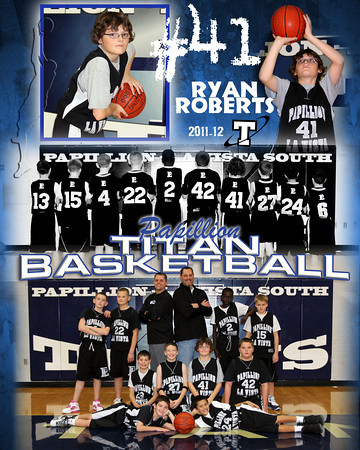 Jr Titans Boys Basketball Grades 4-8 (2011-12)