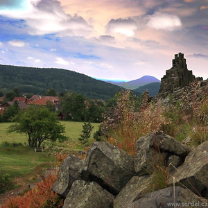 Lužické hory 2011