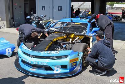 Burtin Racing Trans Am
