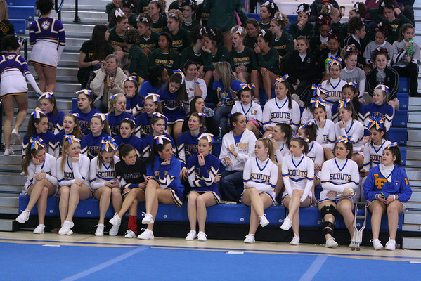 LF Cheer JV Lake Zurich