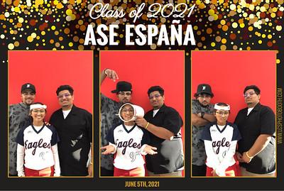 Ase's Graduation Party 6/5/21